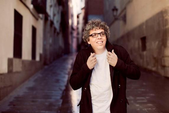 Foto de Pedro Guerra, cantautor de las Islas Canarias