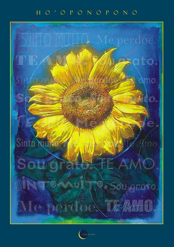 Poster de Ho'oponopono, por Al McAllister