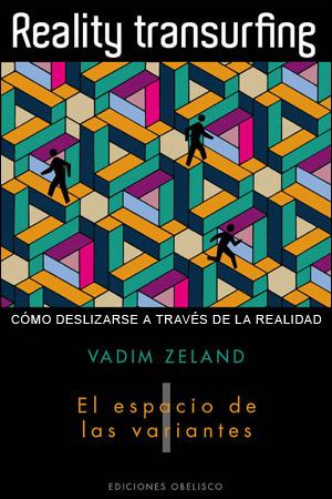 Capa da Reality Transurfing I, de Vadim Zeland