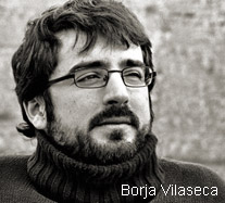 Photo de l'écrivain catalan Borja Vilaseca