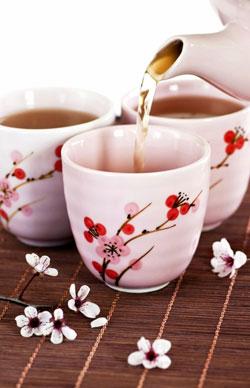 La ceremonia japonesa del té