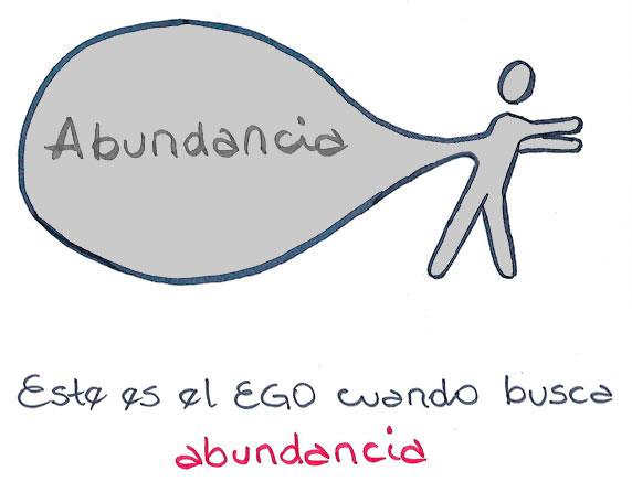 Este es el ego cuando busca abundancia (Ilustración de Axel Piskulic)