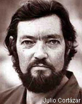 Photo de l'écrivain Julio Cortázar