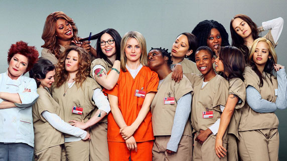 Serie de televisión Orange is the new black