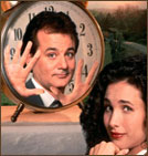 Un buena película: 'Atrapado en el tiempo' ('Groundhog Day')