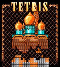 Imágen del videojuego Tetris, un verdadero clásico