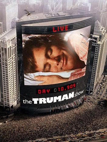Afiche de la película The Truman Show