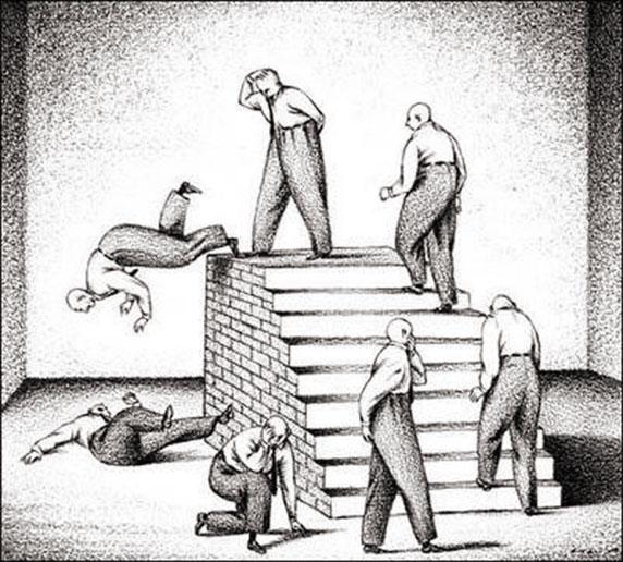 A veces volvemos a tomar las mismas decisiones que nos causan dolor... una y otra vez.