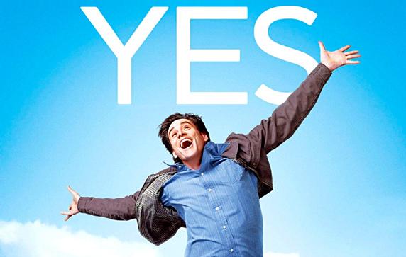 Poster de la película 'Di que sí'